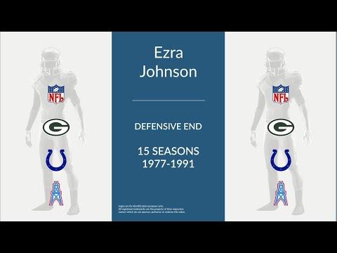 Ezra Johnson: Football Defensive End