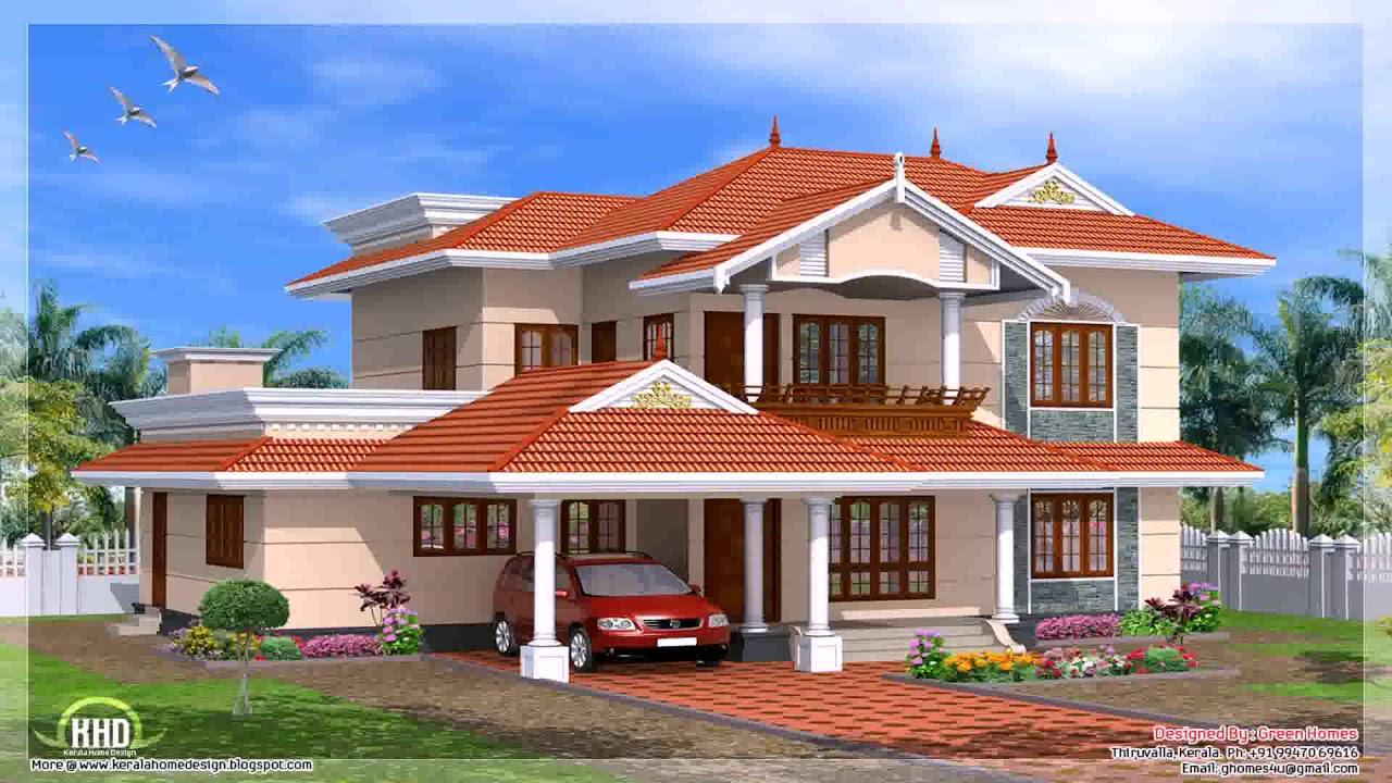 Balcony Design Kerala Style - YouTube