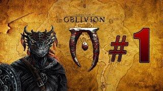 Прохождение The Elder Scrolls 4: Oblivion (TES 4) - Начало приключений #1