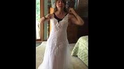 Wedding dress - too big