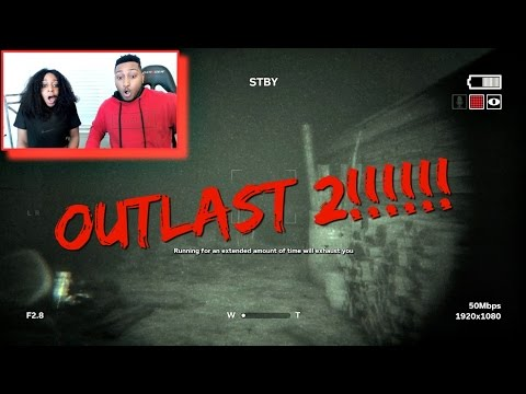 Outlast 2 Gameplay Episode 1!!! (Warning Headphone Users) VERY SCARY!!!!