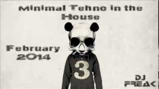 Minimal - Tehno in the House (February 2014)