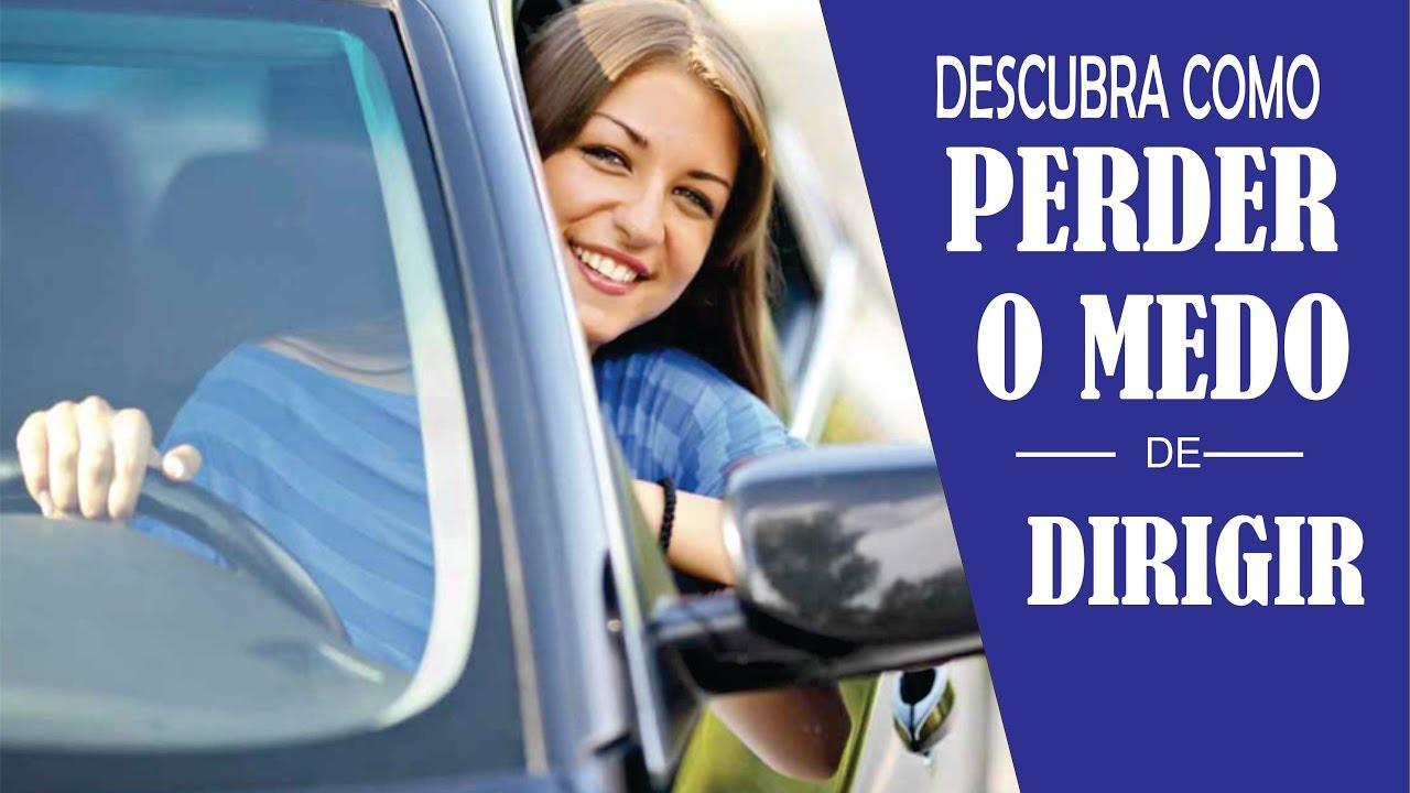 Vença o medo de dirigir