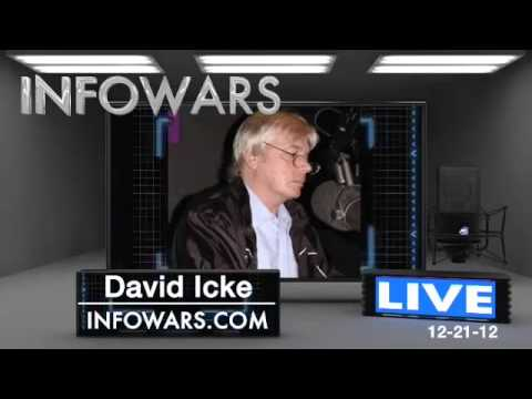 David Icke - Illuminati 2012 Hype & Mayan Myth Sold in Mass Media!
