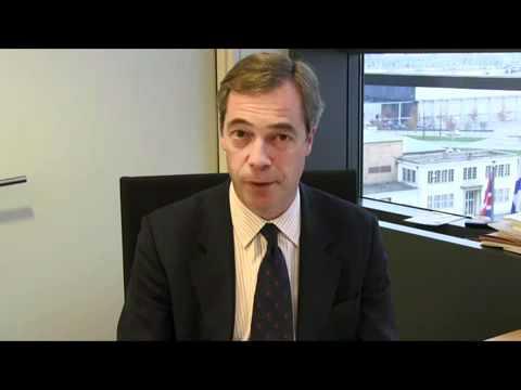 Nigel Farage-David Cameron is not a Eurosceptic