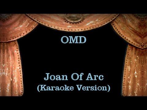 OMD - Joan Of Arc - Lyrics (Karaoke Version)