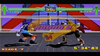Fighting Vipers JPN ( Sega Saturn )