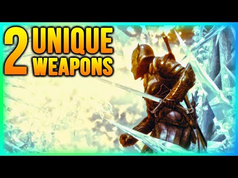 Skyrim 2 Secret Weapon Locations - Mini Boss Walkthrough!