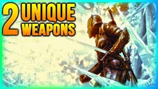 Skyrim 2 Secret Weapon Locations - Mini Boss Walkthrough!