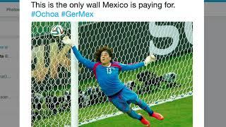 The interweb has spoken; Mexico already has a 'wall' thumbnail