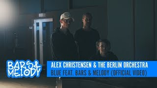 Смотреть клип Alex Christensen & The Berlin Orchestra - Blue Feat. Bars & Melody