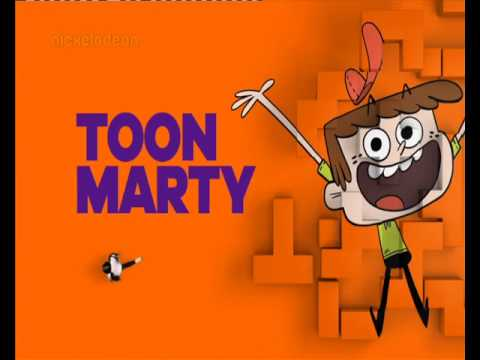 [Nickelodeon Greece] Toon Marty Logo 2017-present