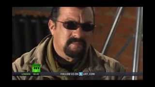 "Steven Seagal: Mass Shootings in the US are ""Engineered"""