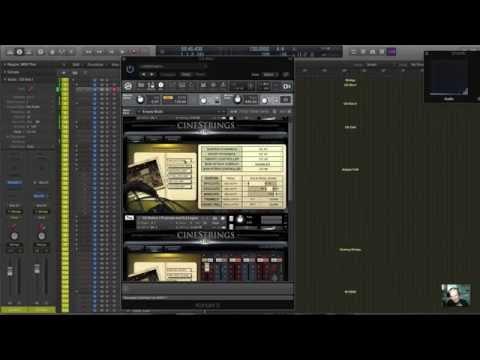 Sampled String Ensemble Libraries: A Comparison