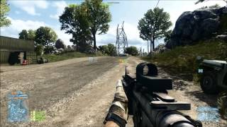 Battlefield 3 Armored Kill Amazing Graphics with GTX 680 PC Ultra 1080p