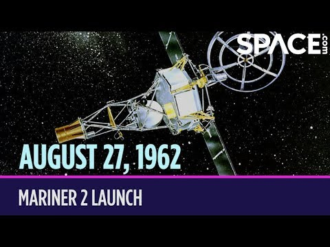 OTD in Space - Aug. 27: Mariner 2 Launch