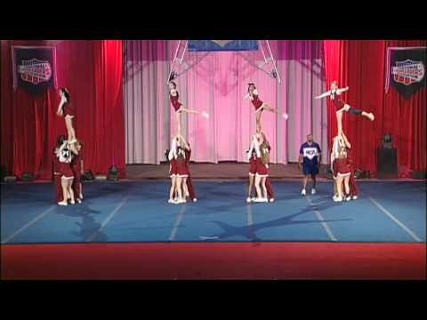 Harvard Cheerleading NCA Nationals 2009