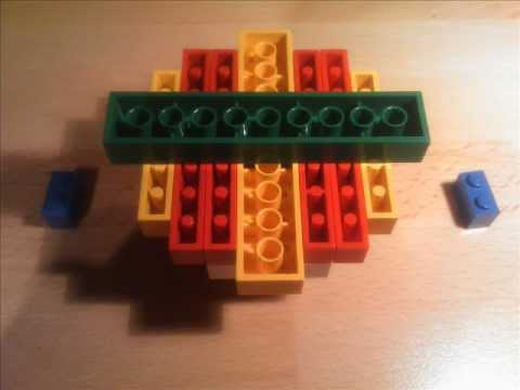 How To Make A Lego Ball Basic Bricks Step By Step Guide Youtube