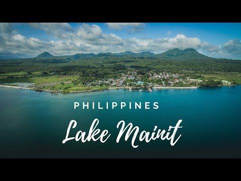 Lake Mainit in Surigao - Big Lakes In Philippines