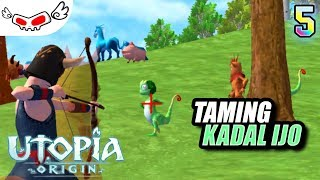 Taming Kadal Ijo | Utopia Origin Indonesia #5