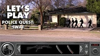 Let's Play - Police Quest : SWAT (1995)