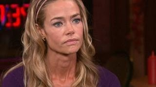 Denise Richards 'Sick' Over Leaked Court Letter