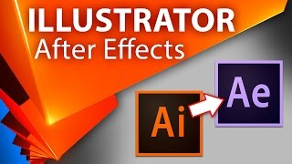 Открытие файлов Illustrator в After Effects - AEplug 063