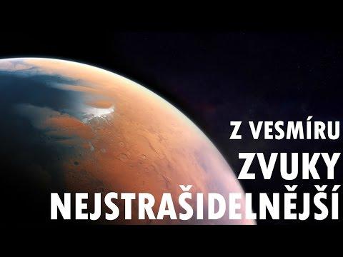 NEJSTRAŠIDELNĚJŠÍ ZVUKY Z VESMÍRU OD NASA // SYMFONIE PLANET