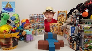 Из Тысячи игрушек я люблю Майнкрафт - история про Редких Мобов и Бумажных блоков - В деревне жителей