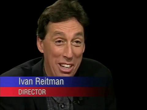 "Ivan Reitman interview on ""Junior"" (1994)"