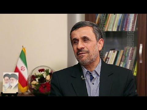 مصاحبه اختصاصی یورونیوز با محمود احمدی نژاد - global conversation