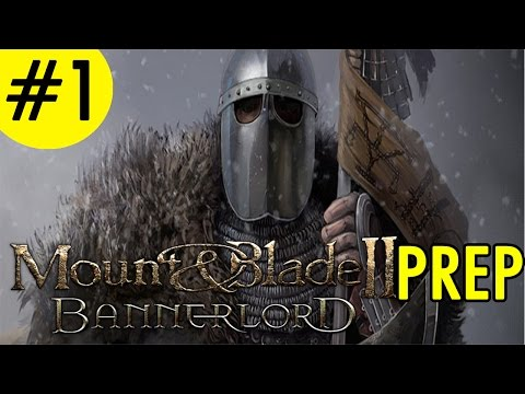 1.  Intro to Horse Circles - Mount and Blade BannerLord Prep School
