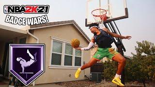 The Acrobat Badge Challenge  | The NBA 2k Badge Wars (EP.1)