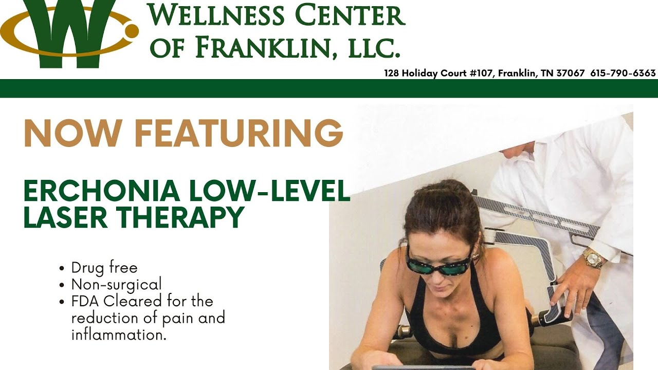 Erchonia Low-Level Laser Therapy