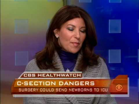 C-Section Health Dangers