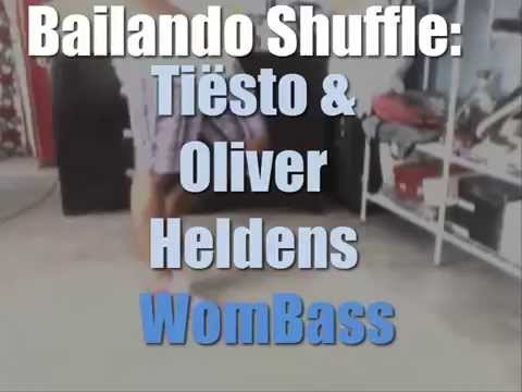 Bailando Shuffle | Tiësto & Oliver...