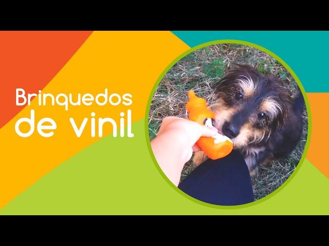 Brinquedos de Vinil - Savana Pet