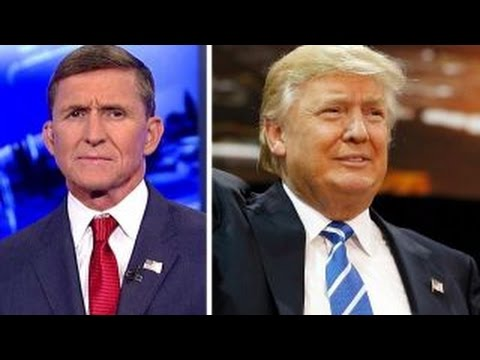 Gen. Flynn: Trump is ready to serve as commander in chief