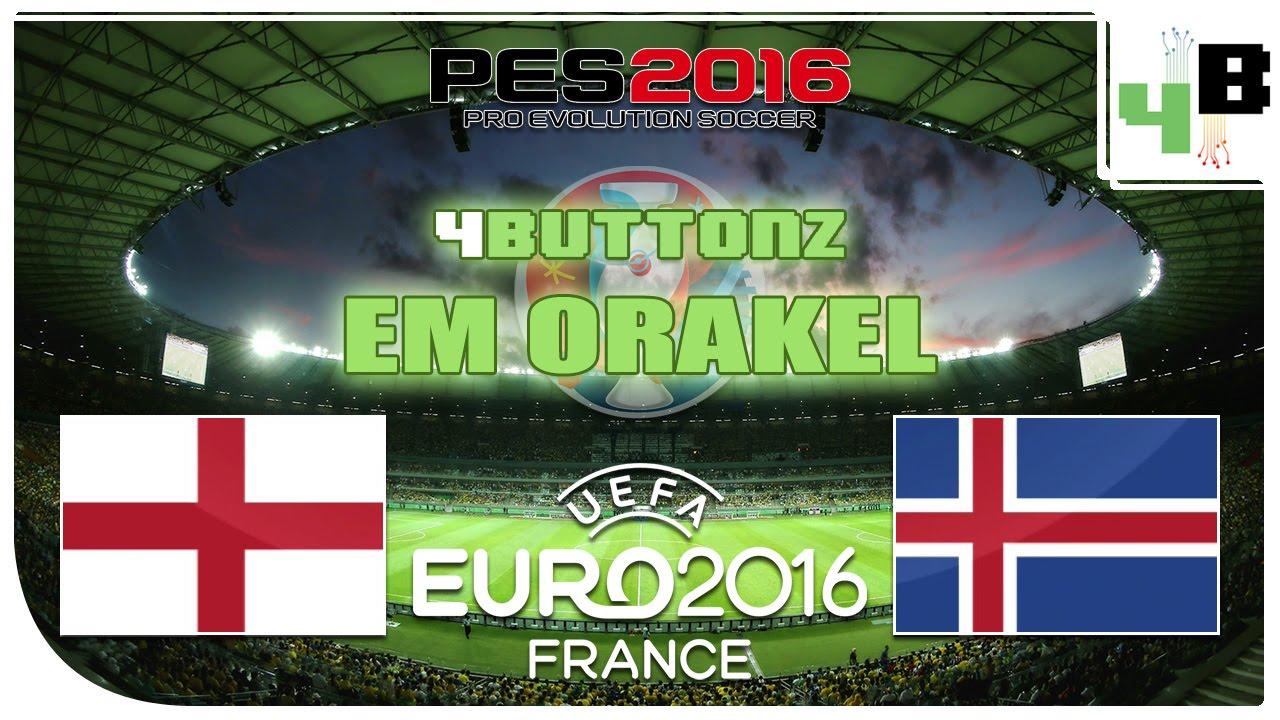 Euro 16 Achtelfinale