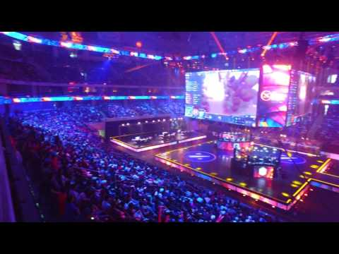 Sights and Scenes from The Manila Major 2016