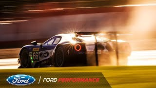 Ford GTs Head to Silverstone | Ford Performance
