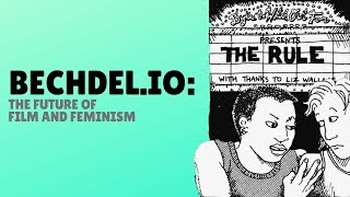 Bechdel io: Future of Film and Feminism | Joe and Laurel Karlsson | ACH 2019