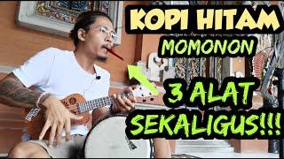 Download Mp3 Kopi Hitam - Momonon || Ukulele Reggae Cover