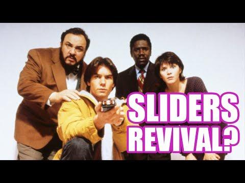 John Rhys-Davies: SLIDERS revival talks underway