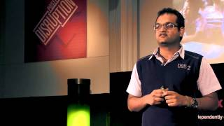 The sky is NOT the limit: live the change: Manu Jindal at TEDxLausanneChange