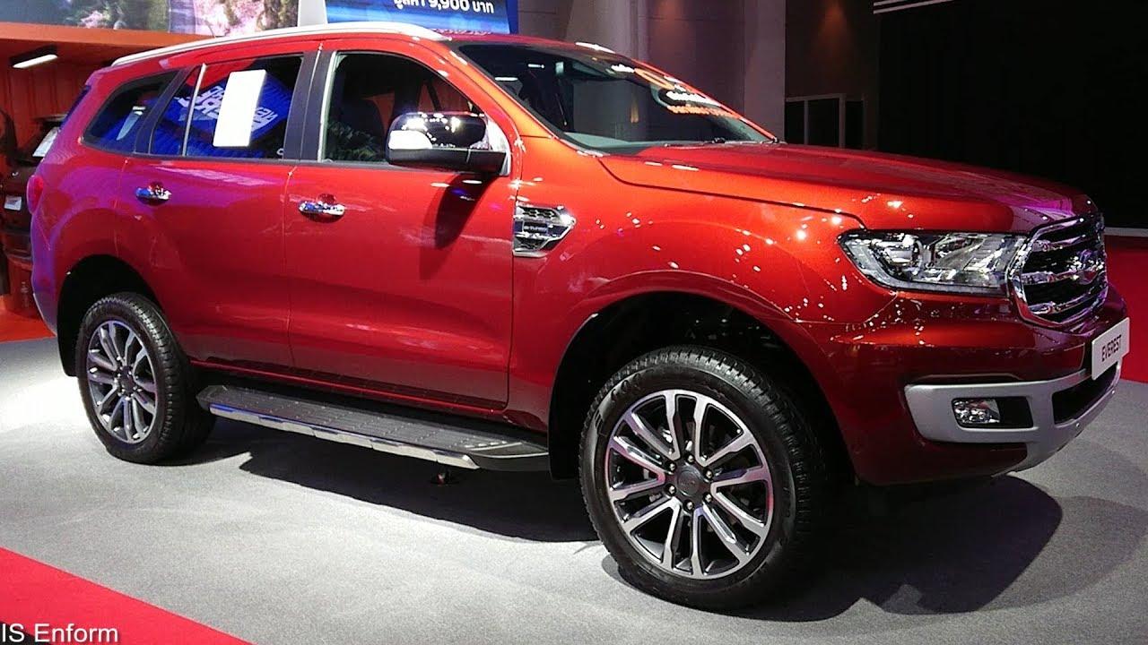 Video Nội và ngoại thất Ford Everest bản 2.0 Bi-Turbo 4X4 Titanium