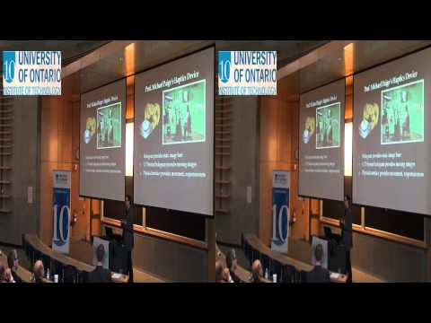 Innovation 2013: Neil Schneider Discusses Immersive Technology and Latest UOIT Facilities