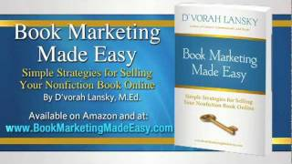Video Trailer for Book Marketing Made Easy: Simple Strategies for Marketing Your Book Online