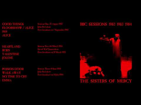 The Sisters of Mercy - BBC Sessions 1982 1983 1984