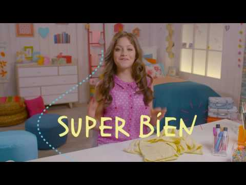 Soy Luna Tuto | T-Shirt Décoré | Disney Channel BE